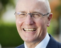 Malcolm Hayes - new Chair of Trustees, Langley House Trust and Kainos Community