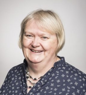 Tracy Wild, CEO, Langley House Trust and Kainos Community